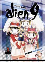 Couverture Alien 9