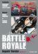 Couverture Battle Royale : Angels' Border