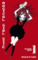 Couverture Magical Girl Site