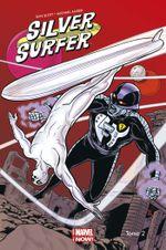 Couverture Le Refuge - Silver Surfer (2014), tome 2