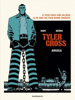 Couverture Angola - Tyler Cross, tome 2