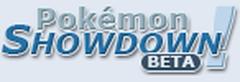 Jaquette Pokémon Showdown!