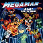 Jaquette Megaman Legacy Collection