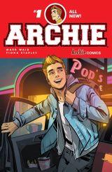 Couverture Archie (2015 - Present)