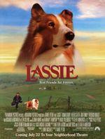 Affiche Les Nouvelles Aventures de Lassie