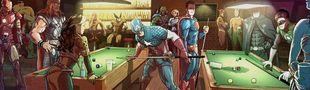 Cover Univers - Top 15 de Super-héros