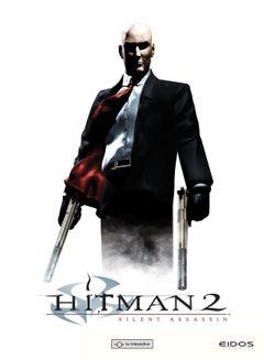Jaquette Hitman 2 : Silent Assassin