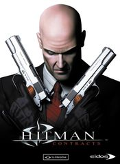 Jaquette Hitman: Contracts
