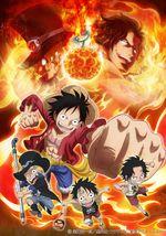Affiche One Piece : Episode of Sabo