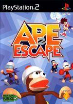 Jaquette Ape Escape 2