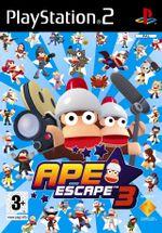 Jaquette Ape Escape 3