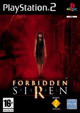 Jaquette Forbidden Siren