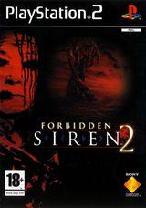 Jaquette Forbidden Siren 2
