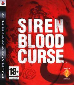 Jaquette Siren : Blood Curse