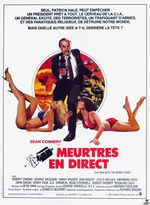 Affiche Meurtres en direct