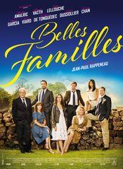 Affiche Belles familles