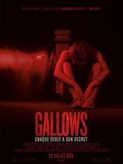 Affiche Gallows