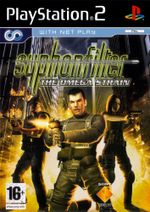 Jaquette Syphon Filter : The Omega Strain