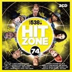 Pochette Radio 538 Hitzone 74