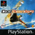 Jaquette Cool Boarders 4