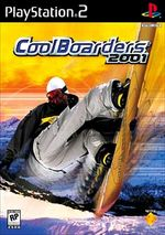 Jaquette Cool Boarders 2001