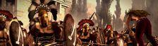 Cover Les meilleurs jeux se déroulant dans l'Antiquité