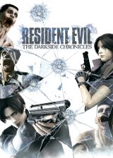 Jaquette Resident Evil : The Darkside Chronicles