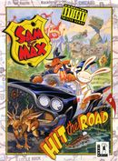 Jaquette Sam & Max Hit the Road