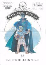 Couverture Le château des étoiles, Tome 6 : Le Roi-Lune
