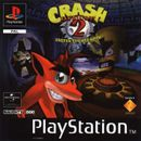 Jaquette Crash Bandicoot 2 : Cortex Strikes Back