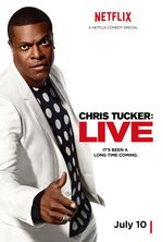 Affiche Chris Tucker : Live
