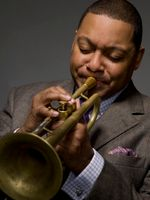 Photo Wynton Marsalis
