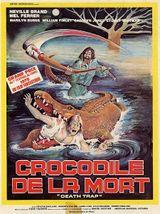 Affiche Le Crocodile de la mort