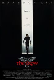Affiche The Crow