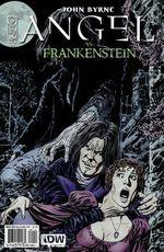 Couverture Angel vs. Frankenstein