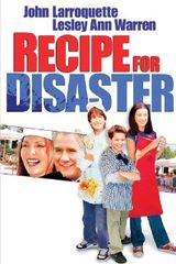 Affiche Recipe for Disaster