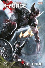 Couverture X-Force : Sexe + Violence