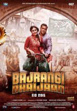 Affiche Bajrangi Bhaijaan