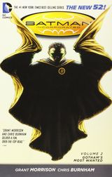 Couverture Gotham's Most Wanted - Batman, Incorporated (2012), tome 2