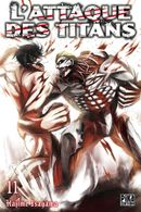 Couverture L'Attaque des Titans, tome 11