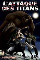 Couverture L'Attaque des Titans, tome 9