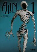 Couverture Ajin : Semi-humain, tome 1