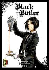 Couverture Black Butler