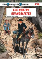 Couverture Les Quatre Évangelistes - Les Tuniques Bleues, tome 59