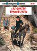 Couverture Les Quatre Evangelistes - Les Tuniques Bleues, tome 59