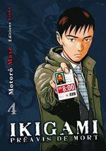Couverture Ikigami - Préavis de mort - Tome 4