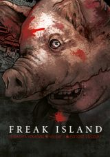 Couverture Freak Island - Tome 1