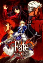 Affiche Fate/Stay Night