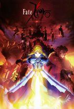 Affiche Fate/zero