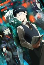 Affiche Tokyo Ghoul